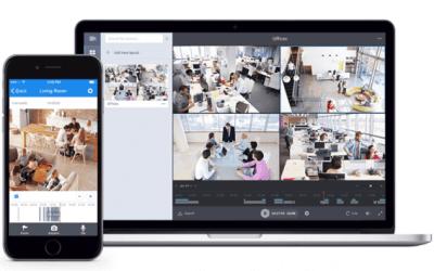 Solución de videovigilancia de bajo costo
